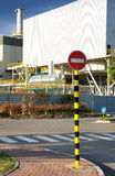 No entry sign. Royalty Free Stock Photography