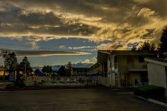 No Estados Unidos da América de Portland Oregon Foto de Stock