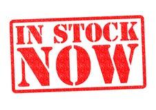 NO ESTOQUE AGORA Imagens de Stock