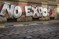 No expo Stock Image