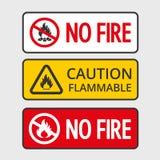 No fire Stock Photos