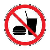 No food and drink stock illustration