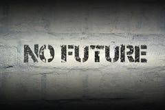 No future gr Royalty Free Stock Photos