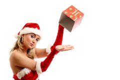 No gift Stock Photography