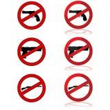 No Guns Allowed Royalty Free Stock Image