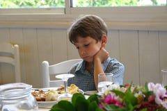 No hambriento Imagen de archivo libre de regalías
