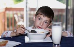 No hambriento Foto de archivo