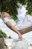No hammock fotografia de stock royalty free