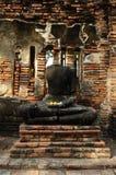 No head buddha Image at Wat Mahathat Stock Photos
