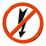 No high voltage Stock Images
