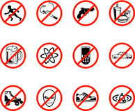 No Icons Stock Photos