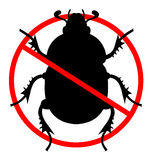 No insects Royalty Free Stock Image