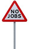 No Jobs Royalty Free Stock Photos