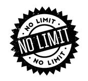 No Limit rubber stamp. Grunge design with dust scratches. Effects can be easily removed for a clean, crisp look. Color is easily changed vector illustration