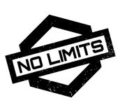 No Limits rubber stamp Stock Photos