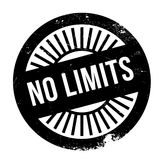 No limits stamp Royalty Free Stock Photos