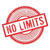 No limits stamp Royalty Free Stock Images