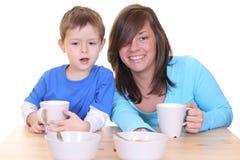 No más de desayuno Imagen de archivo libre de regalías
