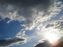 No más de lluvia Foto de archivo libre de regalías