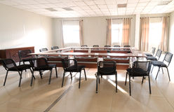 No meeting rooms Royalty Free Stock Photography