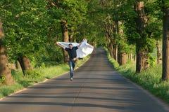 No meio do verão Fotografia de Stock Royalty Free