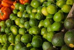 No mercado Foto de Stock