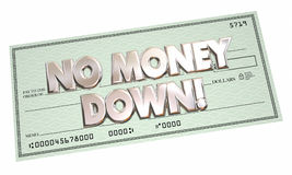 No Money Down Payment Financing Borrow Cash Money