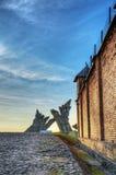 9no monumento del fuerte Imagen de archivo