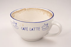 No More Coffee Royalty Free Stock Photography