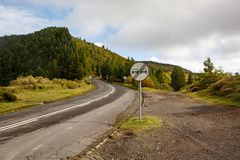 Free No More Overtake Restrictions Road Sign Outdoors As Safe Driving Concept Stock Photography - 157913672