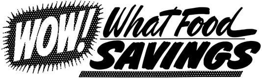No! no!! Jaki Karmowi Savings Zdjęcie Royalty Free