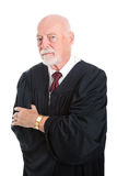 No Nonsense Judge Royalty Free Stock Photo