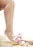 Nożny zdrój Zdjęcia Royalty Free