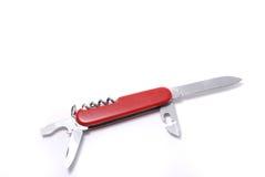 nożowy szwajcar Zdjęcie Stock
