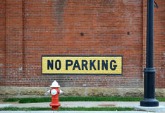 No Parking Stock Photos