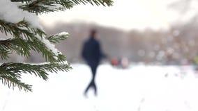 No parque da cidade do inverno filme