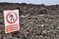 No Passage! Stock Photos