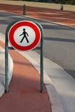 No pedestrian Stock Photos