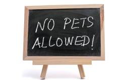 Free No Pets Allowed Stock Photo - 54967580