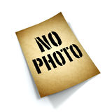 No photo Royalty Free Stock Images