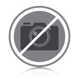 No photography allowed. Royalty Free Stock Images