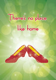 No place like home Stock Image