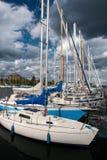 No porto Imagens de Stock Royalty Free