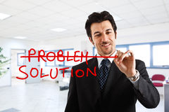 No problem Royalty Free Stock Photography