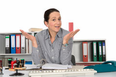 No problem. For a Businesswoman Stock Images