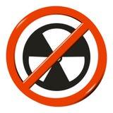 No Radioactive Stock Photography