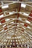No Resbalón cubierto 3 en el astillero histórico Chatham Fotos de archivo