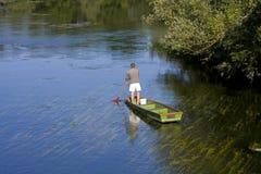 No rio Imagem de Stock