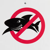 No sharks Royalty Free Stock Photography