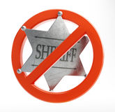 No sheriff Stock Photos